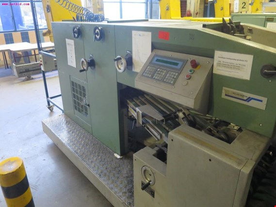 Used Müller Martini 0351.0434 turning and distribution station for Sale (Auction Premium) | NetBid Slovenija