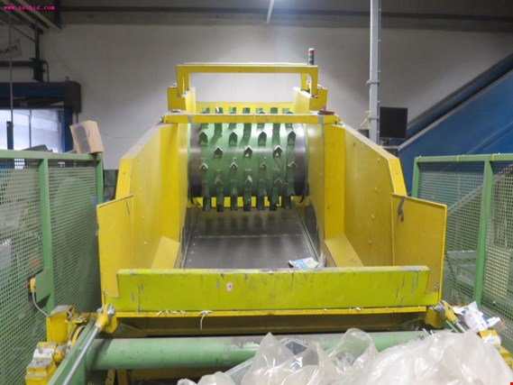 Used tearing roller for Sale (Auction Premium) | NetBid Industrial Auctions