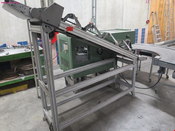 Müller Martini  inclined belt conveyor  (Auction Premium)
