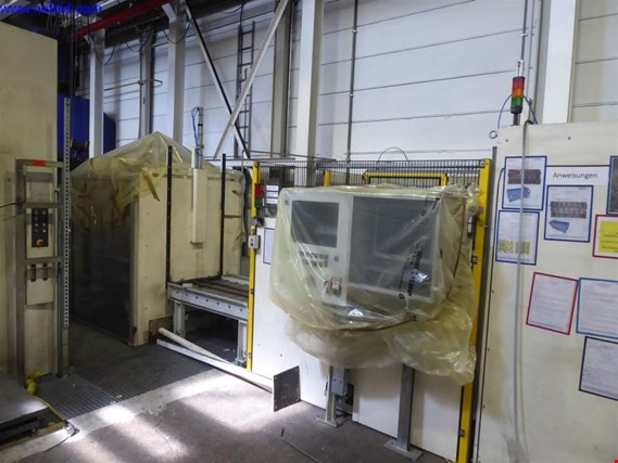 Used HMR Test cell for Sale (Trading Premium) | NetBid Industrial Auctions