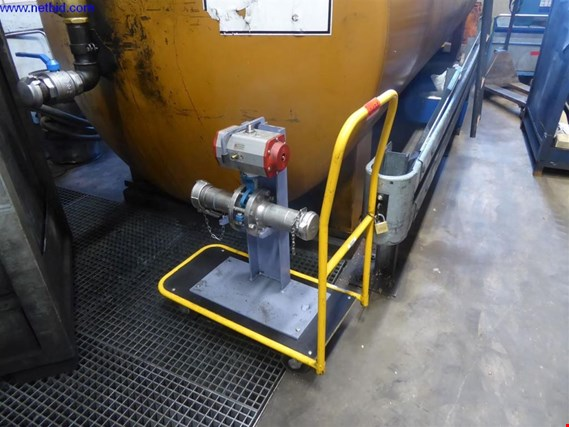 Used EA 2 Pneumatic continuous feed pumps for Sale (Auction Premium) | NetBid Industrial Auctions
