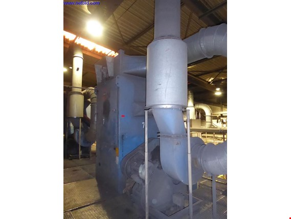 Used Keller Air filter plant (7) for Sale (Trading Premium) | NetBid Industrial Auctions