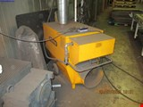 Wilms BV-155 mobile hall heating