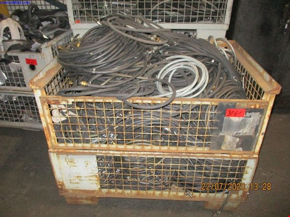 Used 1 Posten Compressed air hoses for Sale (Auction Premium) | NetBid Industrial Auctions