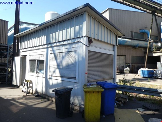 Used Office container for Sale (Trading Premium) | NetBid Industrial Auctions