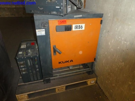 Used Kuka KRC 4 Steuerschrank for Sale (Auction Premium) | NetBid Industrial Auctions