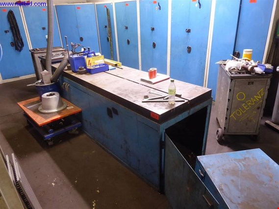 Used Welding workplace for Sale (Trading Premium) | NetBid Slovenija