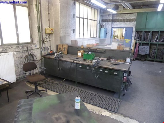 Used Werkstattausstattung for Sale (Auction Premium) | NetBid Industrial Auctions