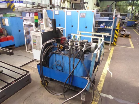 Used Watz Hydraulic power unit for Sale (Trading Premium) | NetBid Slovenija