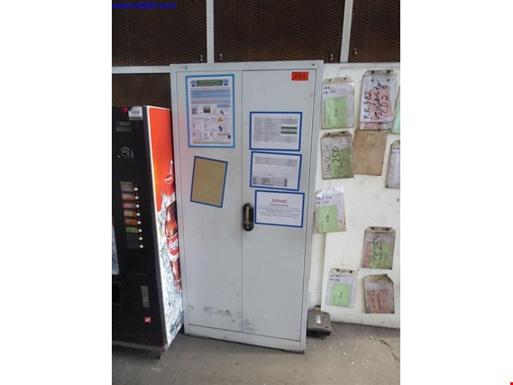 Used CP Metal cabinet for Sale (Auction Premium) | NetBid Slovenija