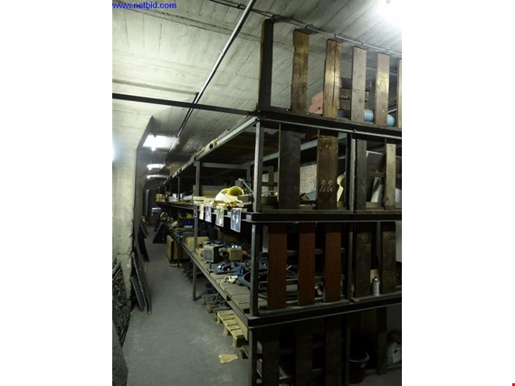 Used Storage rack for Sale (Trading Premium) | NetBid Industrial Auctions