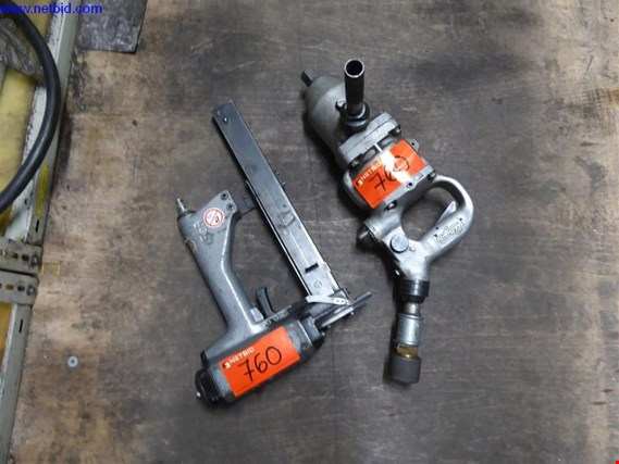 1 Posten Compressed air handheld devices (Auction Premium) | NetBid España