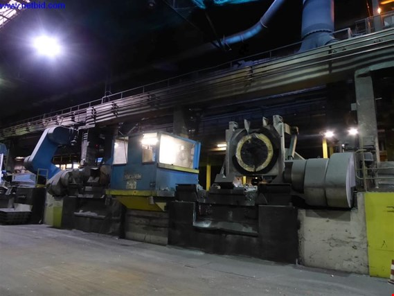 Used Inductotherm 2 Medium frequency induction melting furnaces for Sale (Auction Premium) | NetBid Industrial Auctions