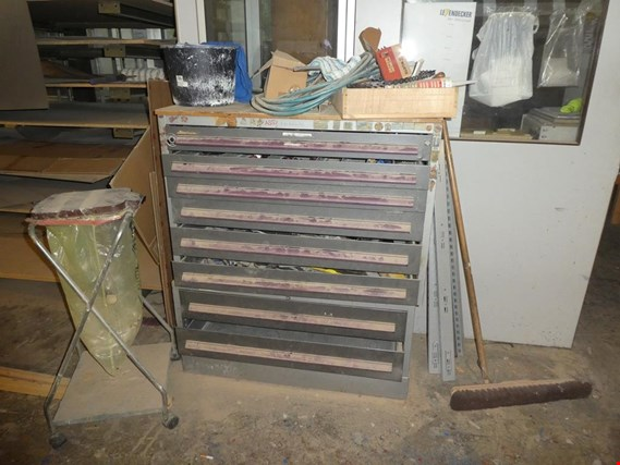 Used Schubladenschrank for Sale (Auction Premium) | NetBid Industrial Auctions