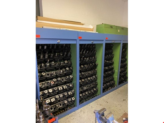 Used 4 Storage cabinets for Sale (Auction Premium) | NetBid Industrial Auctions