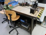 Leinen Work table