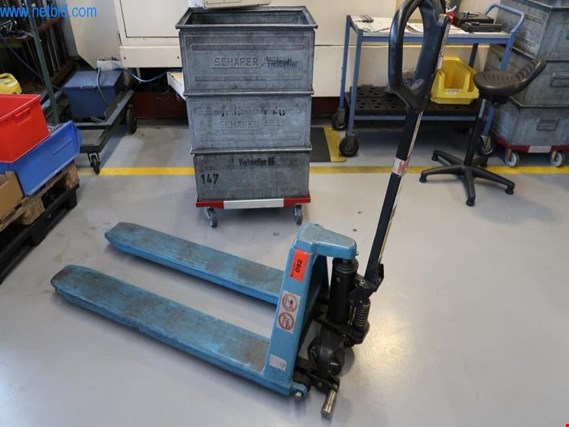 Kaiser + Kraft Pallet truck (Auction Premium) | NetBid ?eská republika