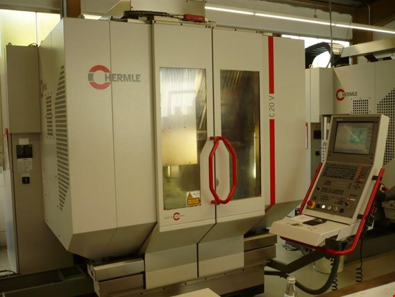 CNC machining centers, eroding machines and machine tools