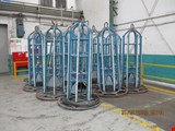 1 Posten  Coil transport racks