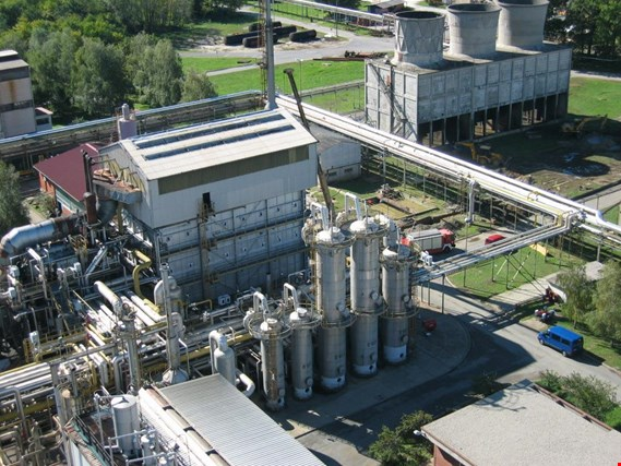 Methanol Plant with possible upgrade to Bio-Methanol production.