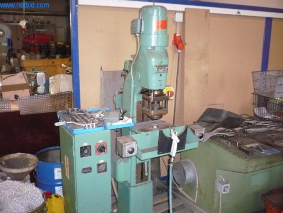 Used Steinel NR6 Wobble riveting machine for Sale (Auction Premium) | NetBid Industrial Auctions
