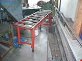 height-adjustable roller conveyor