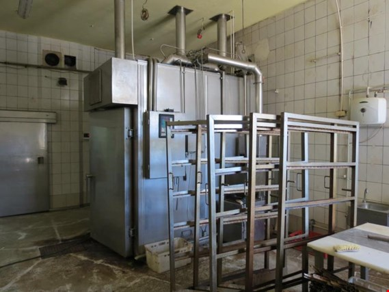 Meat processing machines
