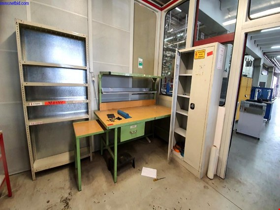 Used Delivery table for Sale (Trading Premium) | NetBid Industrial Auctions