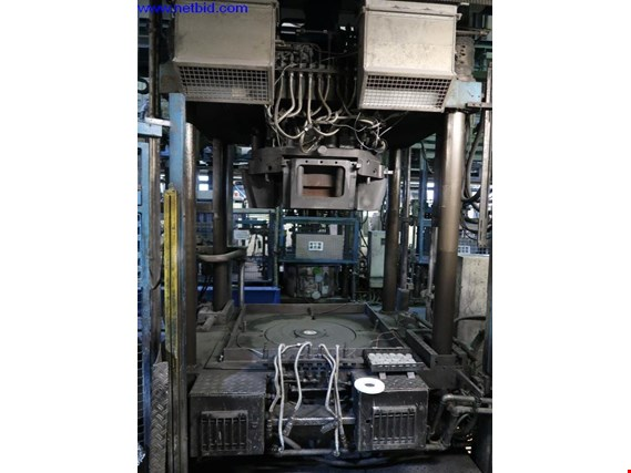 Used Arcomex/Milex LPC 1250.3 2 Low pressure casting machines (B3, B4) for Sale (Trading Premium) | NetBid Industrial Auctions