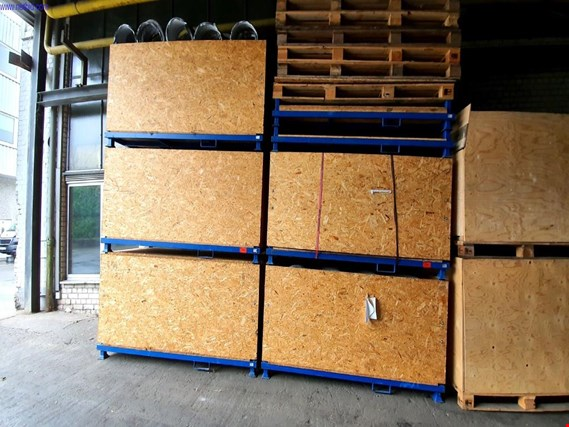 Used 7 Transportgestelle for Sale (Auction Premium) | NetBid Industrial Auctions