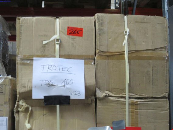 Used Trotec TDS100 1 Posten Elektro-Heizungen for Sale (Auction Premium) | NetBid Industrial Auctions