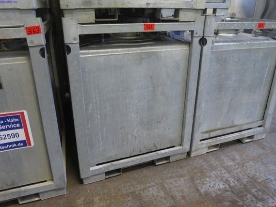 Used Otto/ Ese Kraftstoffbehälter for Sale (Auction Premium) | NetBid Slovenija