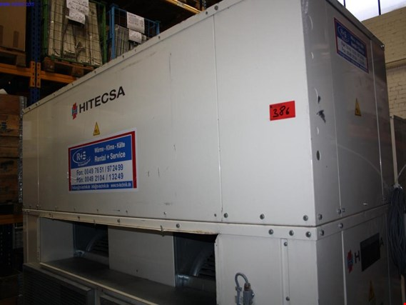 Used Hitecsa ACVBZ-2302 Klimalüftungsgerät for Sale (Auction Premium) | NetBid Industrial Auctions