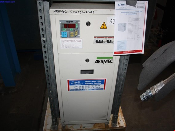 Used Aermec NRW107 Kaltwassersatz for Sale (Auction Premium) | NetBid Industrial Auctions