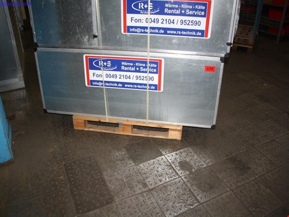 Used Aktivkohlefilter for Sale (Auction Premium) | NetBid Industrial Auctions