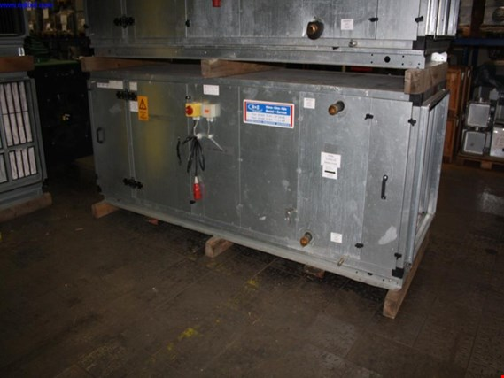 Used Rosenberg Airbox S40-10Q TRZ03-355 Klimagerät for Sale (Trading Premium) | NetBid Industrial Auctions