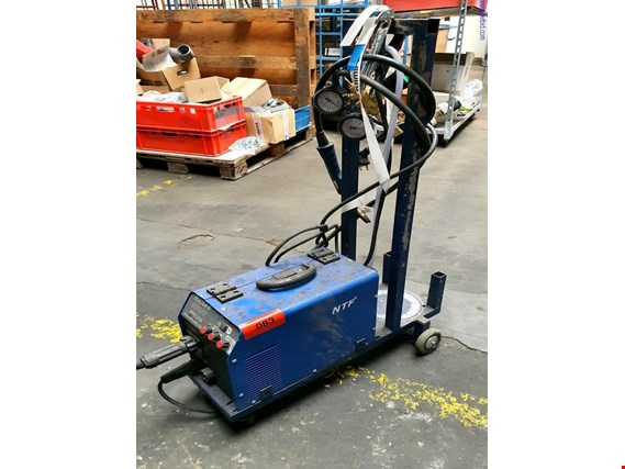 Used IGBT MIG250 Mig/Mag-Schweißgerät for Sale (Auction Premium) | NetBid Industrial Auctions