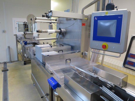 GEA Powerpack Thermoforming packaging line (9) (Auction Premium) | NetBid ?eská republika