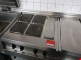 MKN Electric 4-plate stove