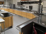 Refrigerated counter system