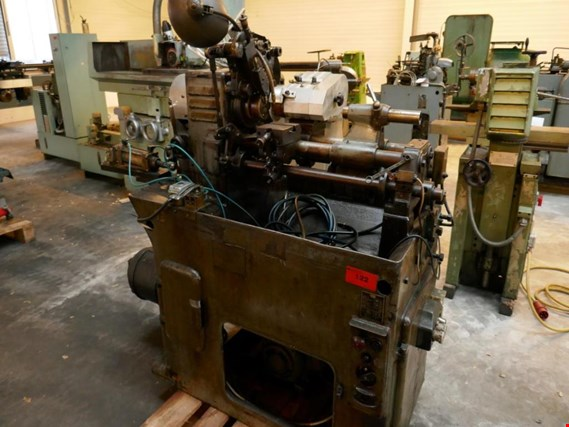 Traub A42 Single spindle bar turning machine (Auction Premium) | NetBid ?eská republika