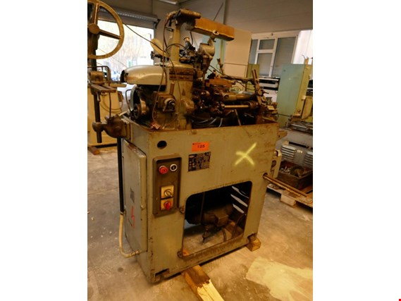 Used Traub A20/25 Single spindle bar turning machine for Sale (Auction Premium) | NetBid Industrial Auctions