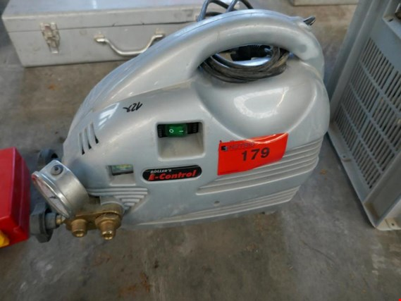 Used Roller´s E-Control 115100 electric pressure test pump for Sale (Auction Premium) | NetBid Industrial Auctions