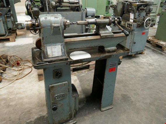 Weiler Single spindle bar turning machine (Auction Premium) | NetBid ?eská republika
