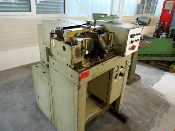Used VEB Wema Bad Düben UPWS 6.3 Thread rolling machine for Sale (Auction Premium) | NetBid Industrial Auctions