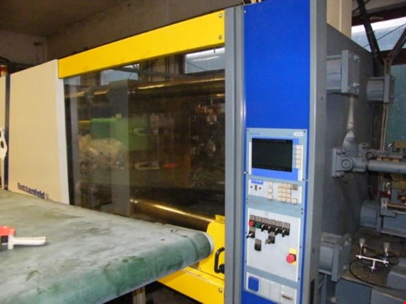 Plastic injection machines, BATTENFELD