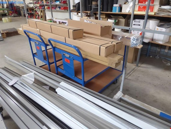 Used VARIOlift Shelf trolley for Sale (Auction Premium) | NetBid Slovenija