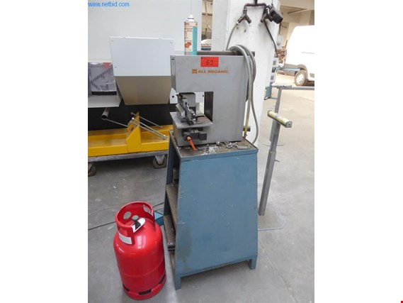 Used All Mecanic HPP-4140 Profile punch for Sale (Auction Premium) | NetBid Slovenija