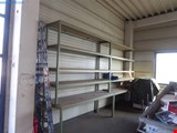 2 Metal shelving
