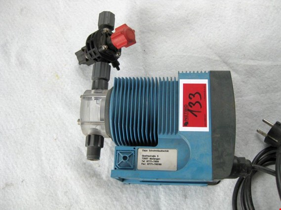 Used Ospa BT4A0702N Dosing pump for Sale (Auction Premium) | NetBid Industrial Auctions